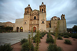 A general view of the Santo Domingo Convent in Oaxaca city, in southern state of Oaxaca, December 4, 2006. Photo by Heriberto Rodriguez