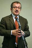 Roberto Maroni, ministro dell'interno