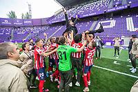 20210522 Calcio Atletico Madrid Campione di Spagna