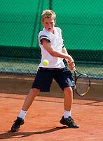 09-08-10, Hillegom, Tennis,  NJK 12 tm 18 jaar, Patrick Speelman