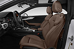 Front seat view of 2018 Audi A5  Premium 2 Door Coupe front seat car photos