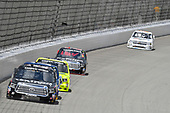NASCAR Camping World Truck Series<br /> LTI Printing 200<br /> Michigan International Speedway, Brooklyn, MI USA<br /> Saturday 12 August 2017<br /> Kyle Busch, Textron Off Road Toyota Tundra<br /> World Copyright: Logan Whitton<br /> LAT Images