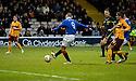 Motherwell v Rangers 26th Dec 2010