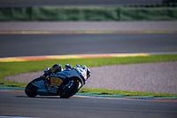 VALENCIA, SPAIN - NOVEMBER 8: Thomas Luthi during Valencia MotoGP 2015 at Ricardo Tormo Circuit on November 8, 2015 in Valencia, Spain