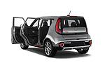 Car images of 2018 KIA Soul Exclaim 5 Door Hatchback Doors