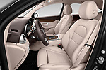 Front seat view of 2020 Mercedes Benz GLC-Coupe - 5 Door SUV Front Seat  car photos