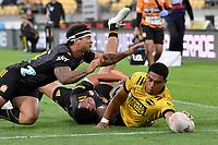 20210320 Super Rugby Aotearoa - Hurricanes v Chiefs