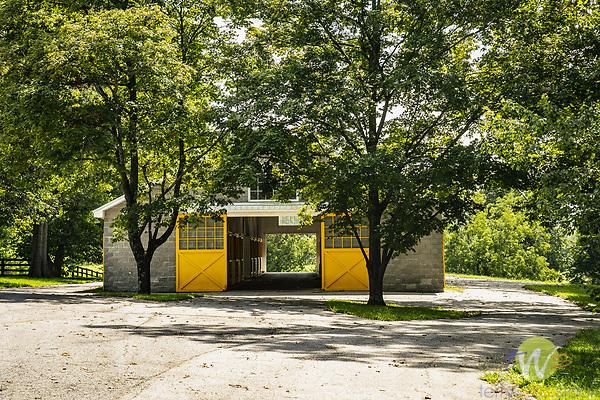 Claiborne Farm, Paris KY
