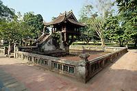 Einsäulenpagode in Hanoi, Vietnam