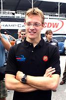 Toronto (ON), July 5, 2007 - Steelback Grand Prix driver press conference. In photo, Sebastien Bourdais.