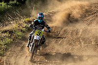 Jason Morland  in action during the Richard Fitch Memorial Trophy Motocross at Wakes Colne MX Circuit on 18th July 2021