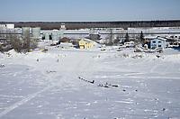 John Barron Leaves Yukon River For Galena Checkpoint