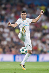 Carlos Henrique Casemiro of Real Madrid in action during the UEFA Champions League 2017-18 match between Real Madrid and APOEL FC at Estadio Santiago Bernabeu on 13 September 2017 in Madrid, Spain. Photo by Diego Gonzalez / Power Sport Images