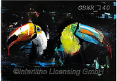Simon, REALISTIC ANIMALS, REALISTISCHE TIERE, ANIMALES REALISTICOS, innovative, paintings+++++A_AidanS_TwoCanPlayThatGame,GBWR140,#a#, EVERYDAY,tucan