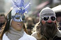 Carnevale a Venezia.<br /> Carnival in Venice.<br /> UPDATE IMAGES PRESS/Riccardo De Luca