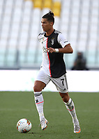 Calcio, Serie A: Juventus - Torino, Turin, Allianz Stadium, July 4, 2020.<br /> Juventus' Cristiano Ronaldo in action during the Italian Serie A football match between Juventus and Torino at the Allianz stadium in Turin, July 4, 2020.<br /> UPDATE IMAGES PRESS/Isabella Bonotto