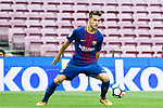 Denis Suarez Fernandez of FC Barcelona in action during the La Liga 2017-18 match between FC Barcelona and Las Palmas at Camp Nou on 01 October 2017 in Barcelona, Spain. (Photo by Vicens Gimenez / Power Sport Images