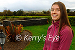 Kerry LGFA footballer Ciara Murphy at home in Keel.