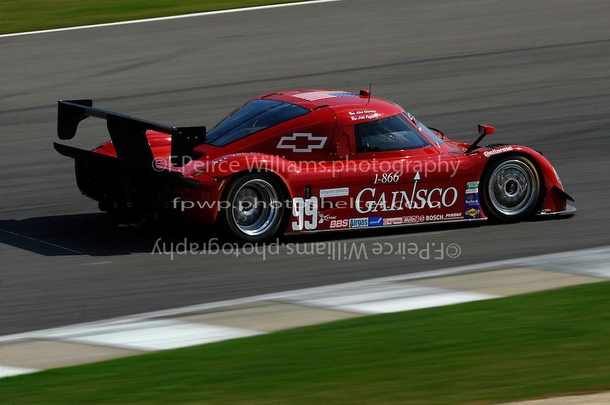 #99 Gainsco/Bob Stallings Racing Chevrolet/Riley of Jon Fogarty & Alex Gurney