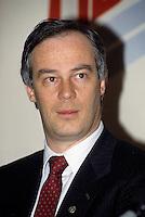 FILE - Robert Dutil<br />  en Mars 1993<br /> <br /> <br /> <br /> PHOTO : Pierre Roussel - Agence Quebec Presse