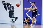 Fong Shing Yee #22 of Winling Basketball Club passes the ball during the Hong Kong Basketball League game between Nam Ching vs Winling at Southorn Stadium on May 11, 2018 in Hong Kong. Photo by Yu Chun Christopher Wong / Power Sport Images