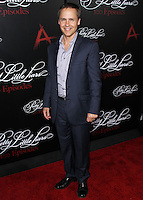 HOLLYWOOD, LOS ANGELES, CA, USA - MAY 31: Chad Lowe at the 'Pretty Little Liars' 100th Episode Celebration held at W Hotel Hollywood on May 31, 2014 in Hollywood, Los Angeles, California, United States. (Photo by Xavier Collin/Celebrity Monitor)