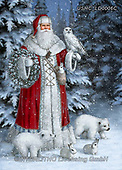 Liz,CHRISTMAS SANTA, SNOWMAN, WEIHNACHTSMÄNNER, SCHNEEMÄNNER, PAPÁ NOEL, MUÑECOS DE NIEVE, paintings+++++,USHCLD0006C,#x#