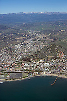 aerial photograph of Ventura, California