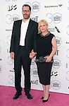Patricia Arquette and boyfriend attends 2015 Film Independent Spirit Awards held at Santa Monica Beach in Santa Monica, California on February 21,2015                                                                               © 2015Hollywood Press Agency