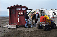 Prices paid to salmon fishermen in Bristol Bay, Alaska.