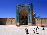 Kalon Moschee, Buchara, Usbekistan, Asien, UNESCO-Weltkulturerbe<br /> Kalon Mosque, Historic City of Bukhara, Uzbekistan, Asia, UNESCO Heritage Site