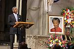 Billie Allen Henderson Memorial at The Riverside Church in NY 1/28/16