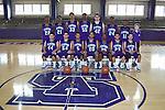 St. Anthony High School Basketball Team photo.