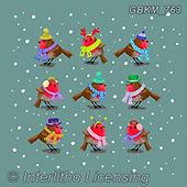 Kate, CHRISTMAS SYMBOLS, WEIHNACHTEN SYMBOLE, NAVIDAD SÍMBOLOS,birds, paintings+++++,GBKM763,#xx#