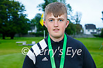 Jake Shine from Listowel who won the Junior National Pitch and Putt Competition last weekend in Cork