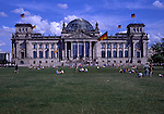 Europe, DEU, Germany, Berlin, Reichstag, German government.....[ For each utilisation of my images my General Terms and Conditions are mandatory. Usage only against use message and proof. Download of my General Terms and Conditions under http://www.image-box.com or ask for sending. A clearance before usage is necessary...Material is subject to royalties. Each utilisation of my images is subject to a fee in accordance to the present valid MFM-List...Contact | archive@image-box.com | www.image-box.com ]