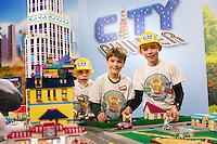 Event - LEGOLAND City Builder Ribbon Cutting 02/10/17