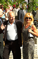 July 25 2001, Guy Cloutier attend Celine Dion baby boy baptism