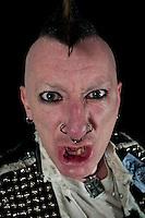 Punk Portraiture.