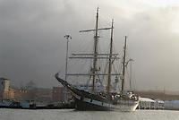 - Italian Navy, school ship Palinuro....- Marina militare italiana, nave scuola Palinuro