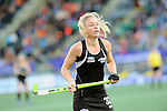 The Hague, Netherlands, June 05: Anita Punt #32 of New Zealand looks on during the field hockey group match (Women - Group A) between New Zealand and The Netherlands on June 5, 2014 during the World Cup 2014 at Kyocera Stadium in The Hague, Netherlands. Final score 0-2 (0-2) (Photo by Dirk Markgraf / www.265-images.com) *** Local caption ***