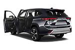 Car images of 2021 Toyota Highlander Premium-Plus 5 Door SUV Doors