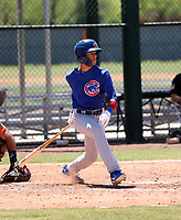 Ezequiel Pagan - Chicago Cubs 2019 extended spring training (Bill Mitchell)