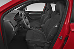 Front seat view of 2020 Skoda Karoq Sport-Line 5 Door SUV Front Seat  car photos