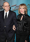 Neil Simon & Elaine Joyce.attending the Opening Night Performance After Party for  'How To Succeed In Business...' in New York City.
