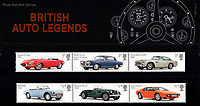 BNPS.co.uk (01202 558833)<br /> Pic: Silverstone/BNPS<br /> <br /> Stamp of approval...the DB5 was one of 6 iconic motors portraying 'British Auto Legends'.<br /> <br /> A classic Aston Martin DB5 that featured on a limited edition commemorative stamp has sold for £607,000.<br /> <br /> The 1965 motor was hand-picked by the Royal Mail in 2013 to celebrate the best of the British car building industry.<br /> <br /> The first class stamp inspired former Top Gear host Chris Evans to buy the car later that year and he kept it for around 12 months, before it passed into the hands of a private collector.<br /> <br /> The James-Bond style GT car, which is in pristine condition, went under the hammer with Silverstone Auctions of Ashorne, Warwicks.
