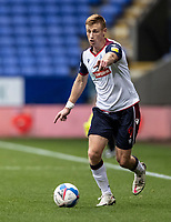 Bolton Wanderers' Eoin Doyle gestures<br /> <br /> Photographer Andrew Kearns/CameraSport<br /> <br /> The EFL Sky Bet League Two - Bolton Wanderers v Oldham Athletic - Saturday 17th October 2020 - University of Bolton Stadium - Bolton<br /> <br /> World Copyright © 2020 CameraSport. All rights reserved. 43 Linden Ave. Countesthorpe. Leicester. England. LE8 5PG - Tel: +44 (0) 116 277 4147 - admin@camerasport.com - www.camerasport.com
