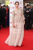 Anna Passey<br />  arriving at the Bafta Tv awards 2017. Royal Festival Hall,London  <br /> ©Ash Knotek