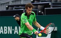 09-02-11Tennis, Rotterdam, ABNAMROWTT,  Andy Murray