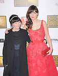 Zooey Deschanel and mom attends The 2nd Annual Critics' Choice Television Awards  held at The Beverly Hilton in Beverly Hills, California on June 18,2012                                                                               © 2012 DVS / Hollywood Press Agency